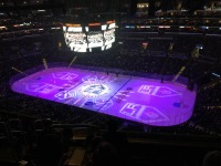 LA Kings Hockey Game